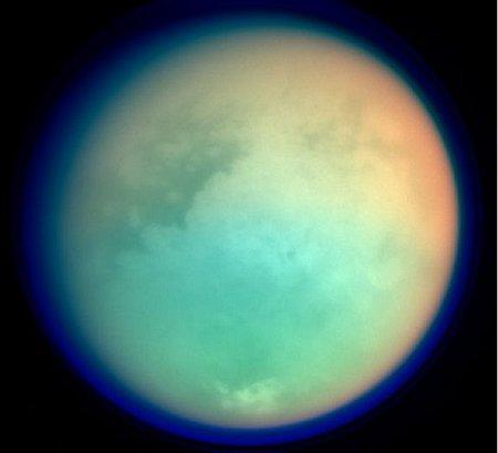 Resultado de imagen de Titán la luna enigmática