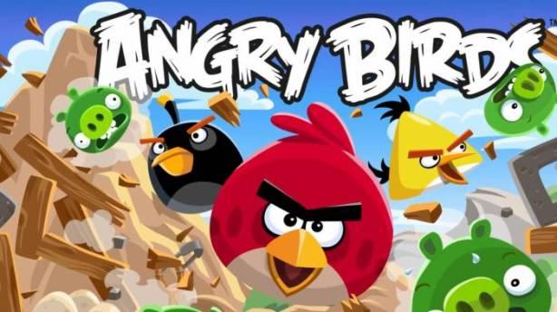 angr birds