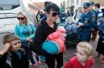 El Alto Comisionado de Naciones Unidas para los Refugiados estima que la cifra real es mayor, dado que muchos se alojan con familiares y amigos y no se registran ante las autoridades.