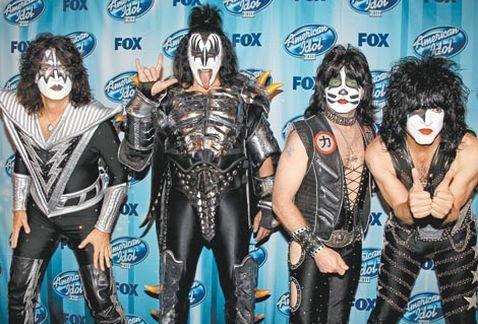 Kiss es una de las bandas principales del encuentro musical. (Archivo)