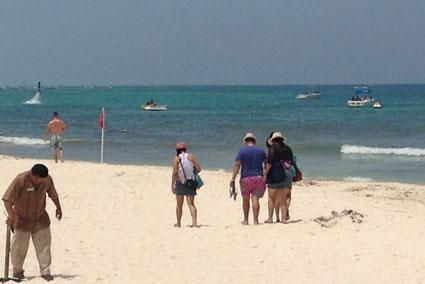 El Fideicomiso de Promoción Turística de la Riviera Maya (FPTRM) reportó este viernes una ocupación del 89.2%