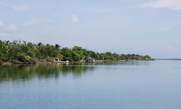 """El proyecto de Reserva Hidrogeológica parte desde el límite sur del Área de Protección de Flora y Fauna """"Yuum Balam"""""""